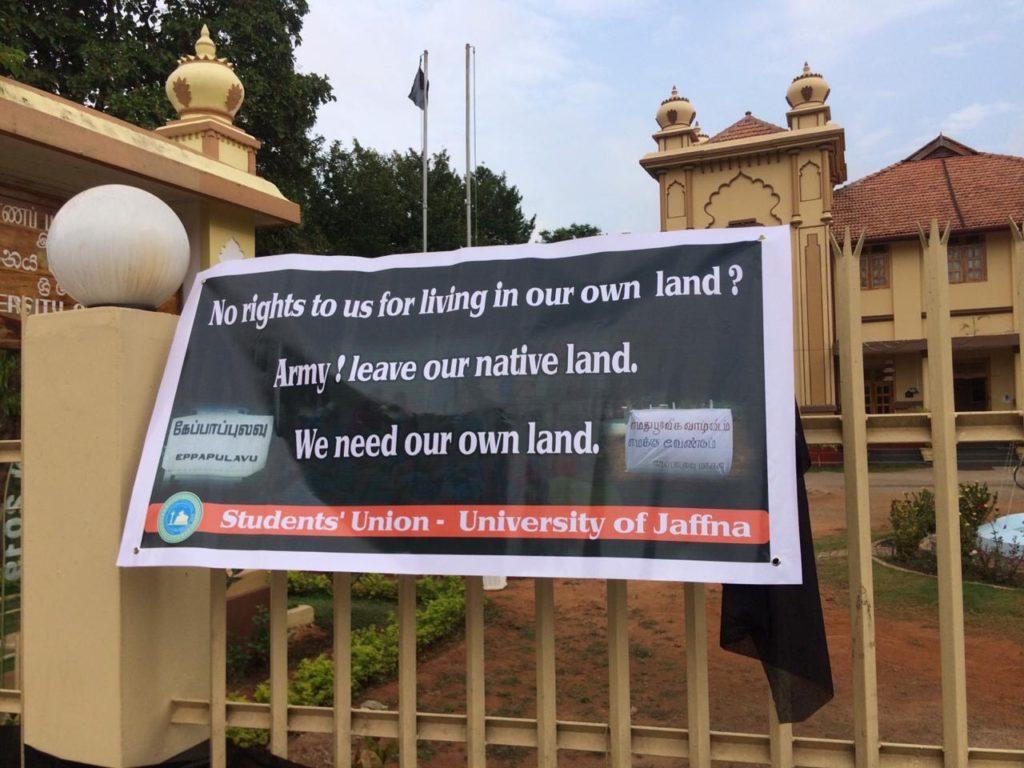 LankaWeb – Linking Jaffna University – LTTE & the Separatist Ideology